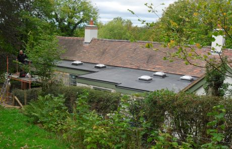 Flat Roof Extension - Permaroof Portsmouth