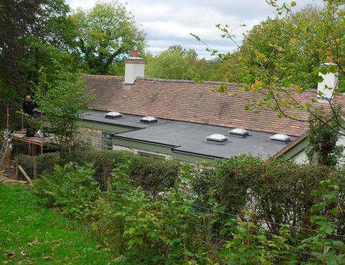 Firestone Rubbercover Residential Flat Roof