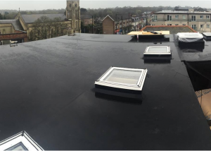 Commercial Flat Roofing - Permaroof Portsmouth