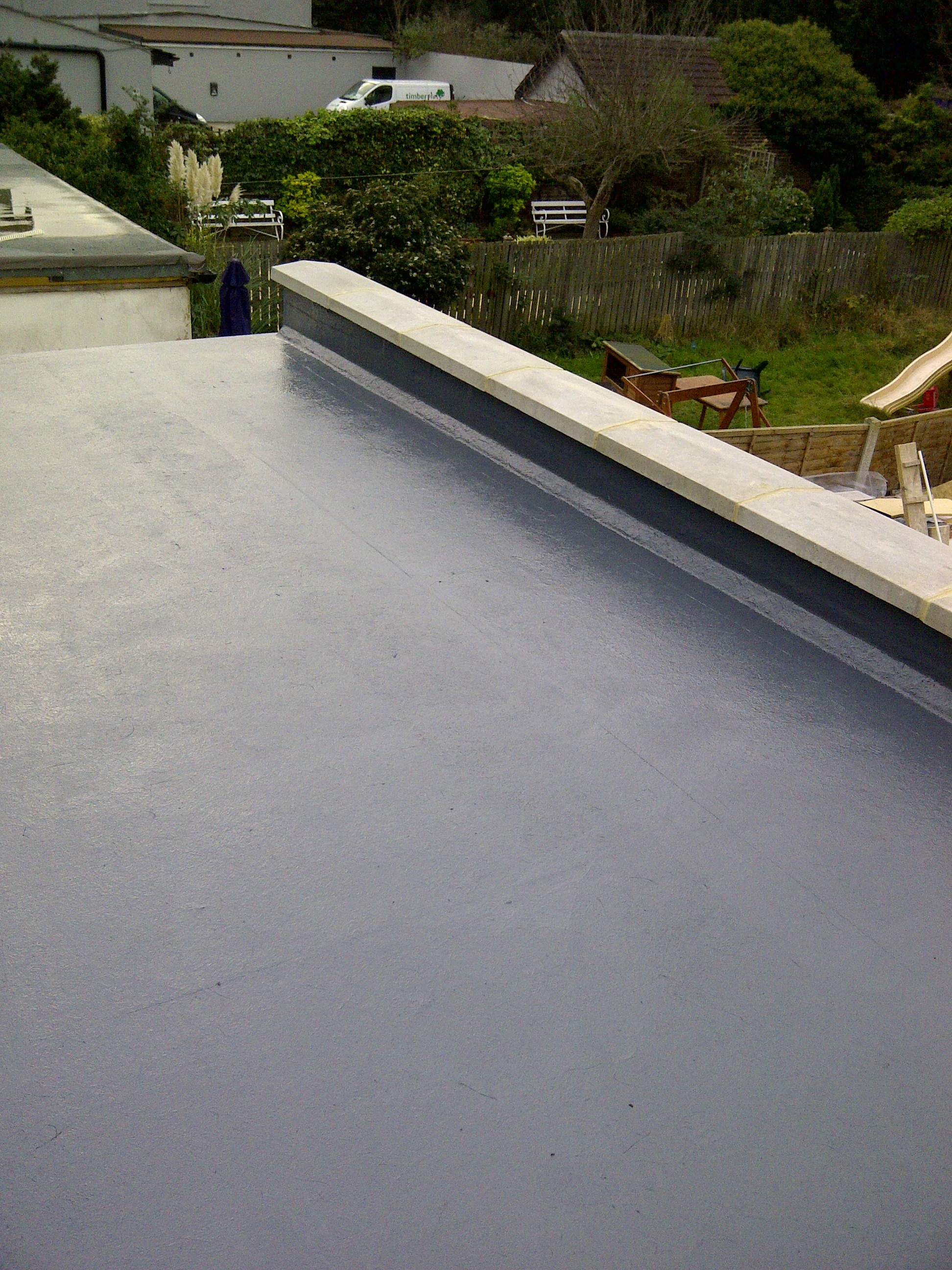 Flat EPDM Rubber Roof Portsmouth