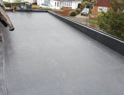 EPDM Flat Roof – After