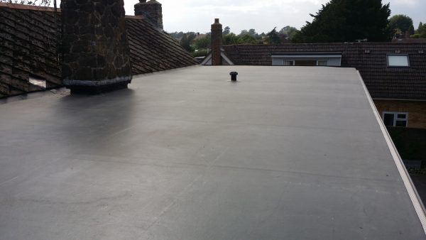 Stunning EPDM Flat Roof Portsmouth