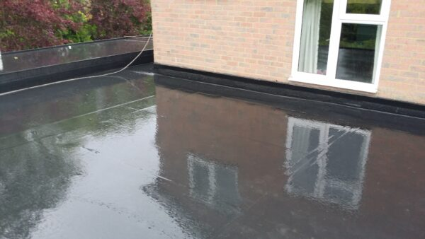 EPDM Flat Roof | Ideal Base for Green Roofing