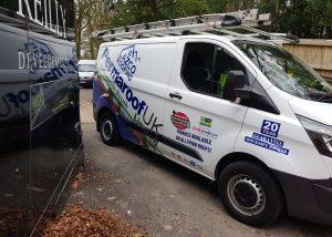 Portsmouth Roofing Services - New Van