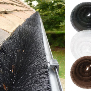 Gutterbrush | Avoid clogged drains this year
