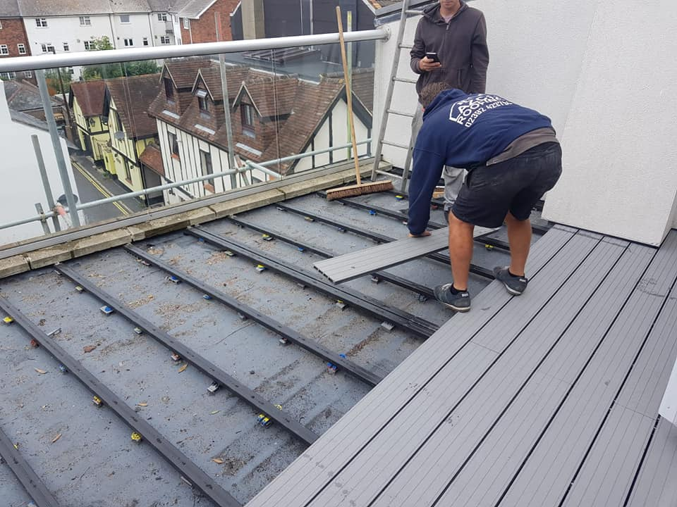 Balcony Replacement Works