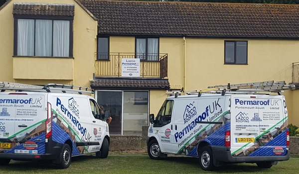 Professional Flat Roofing | Permaroof Portsmouth